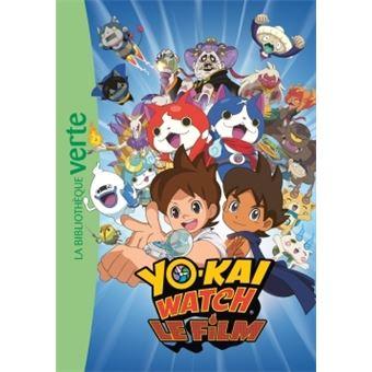 Yokaï WatchYo-kai Watch - Le roman du film