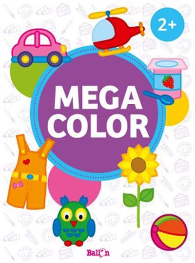 Mega Color 2-3+