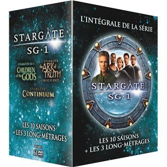 Stargate SG-1Stargate SG-1 Saisons 1 à 10 Coffret DVD