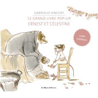 Ernest et CélestineLe grand livre pop-up