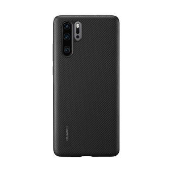 Étui Huawei P30 Pro PU Carbone Noir