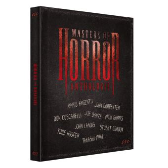 Masters of HorrorMASTER OF HORRORS ANTHOLOGY VOL.1-FR-BLURAY