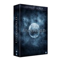 Underworld - The Legacy Collection DVD-Box