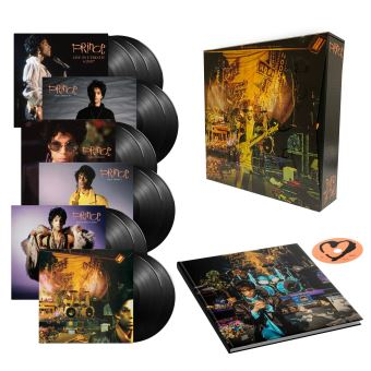 SIGN O' THE TIMES/13LP+DVD