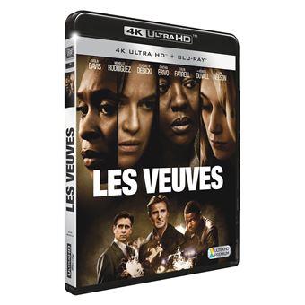 Les Veuves Blu-ray 4K Ultra HD