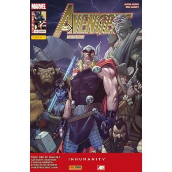 Avengers Universe - Cover  Ron Garney Tome 15 : Avengers Universe