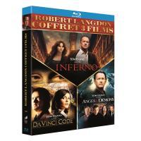 Da Vinci Code, Anges et démons, Inferno Blu-ray