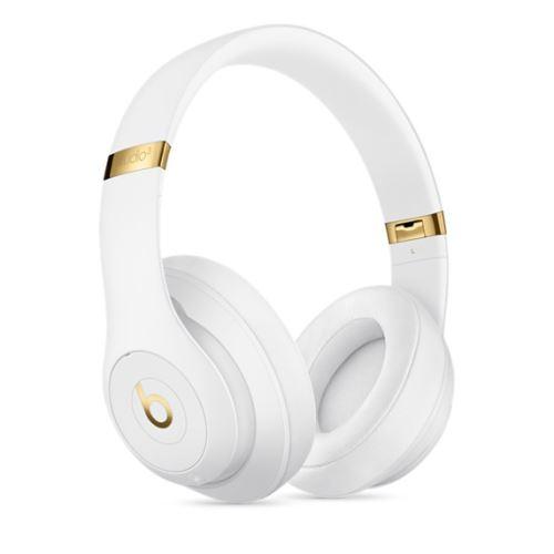Casque à réduction de bruit Beats Studio3 Blanc