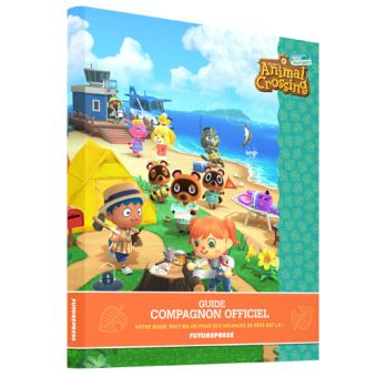 Guide Compagnon Officiel Animal Crossing New Horizons
