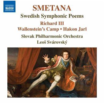 Swedish Symphonic Poems