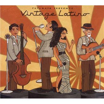Vintage latino/LP