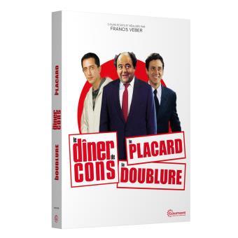 Coffret Francis Veber numéro 2 - 3 films DVD