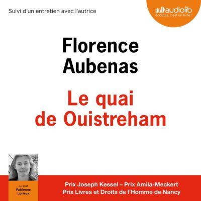 Le quai de Ouistreham - Suivi d'un entretien avec l'auteur - Format Téléchargement Audio - 9782356413185 - 15,45 €