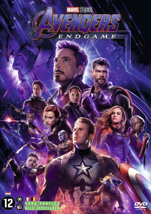 Programme des publications The Black Library 2020 - UK - Page 2 Avengers-Endgame-DVD