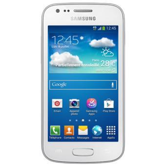 Samsung Galaxy Ace 3 (s7275), Blanc