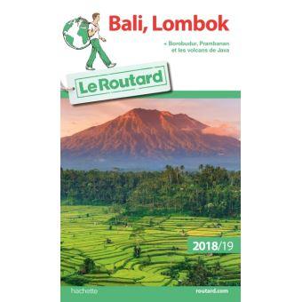 Guide du Routard Bali-Lombok 2018/19