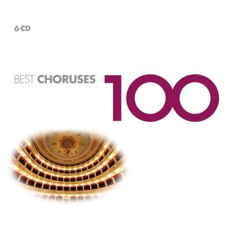 100 BEST CHORUSES/6CD
