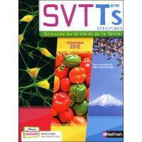 Sciences et Vie de la Terre Term S spécifique 2012 - grand format