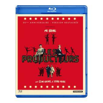 Les Producteurs Exclusivité Fnac Blu-ray