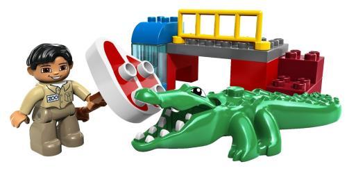 Le Duplo® Des Repas Lego® Du 5634 Animaux Zoo QxredCBoW