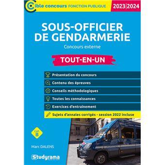 Sous officier de gendarmerie broch marc dalens - Grille salaire sous officier gendarmerie ...