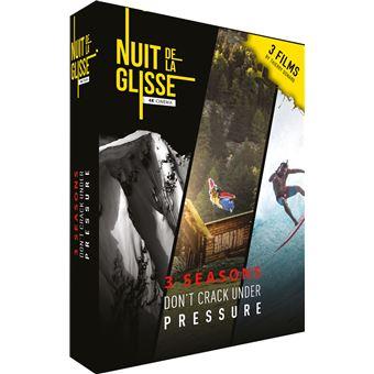 Don't Crack Under PressureCoffret La Nuit de la glisse : Don't Crack Under Presure Blu-ray