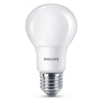 ampoule led philips 9 w 60 w e27 lumi re blanche quipement lectrique pour luminaire. Black Bedroom Furniture Sets. Home Design Ideas