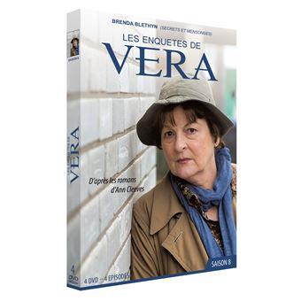 Les Enquêtes de VeraLes enquêtes de Vera Saison 8 DVD