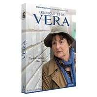 Les enquêtes de Vera Saison 8 DVD