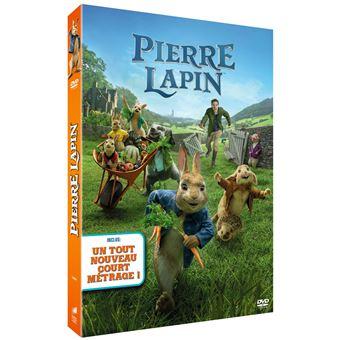 Pierre LapinPierre Lapin DVD