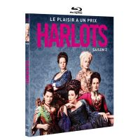 Harlots Saison 2 Blu-ray