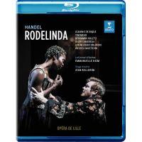 HANDEL RODELINDA/BLURAY