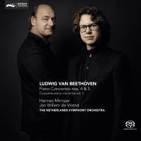 Ludwig van Beethoven : Concertos pour piano 4 et 5