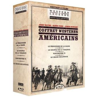 Westerns/coffret