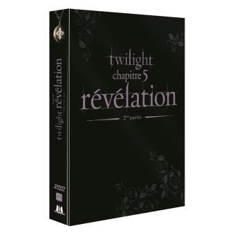 TwilightTwilight - Chapitre 5 : Révélation - Parties 1 et 2 - Coffret Collector