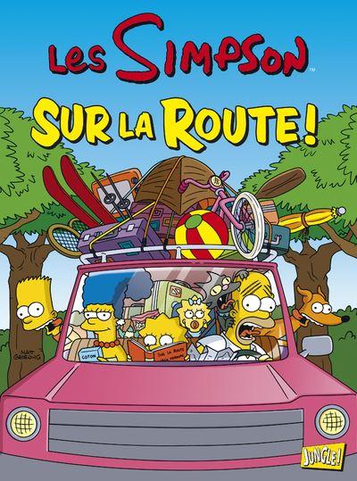 Les Simpson - tome 22 Sur la route !
