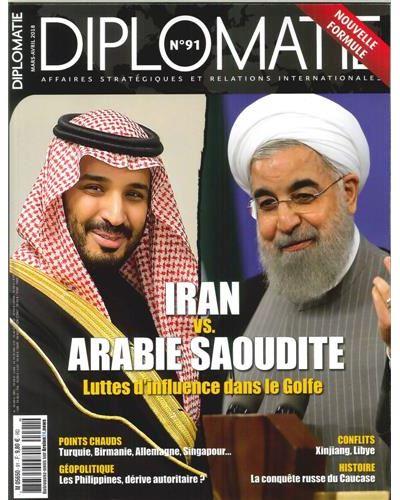 Iran v.s. Arabie saoudite