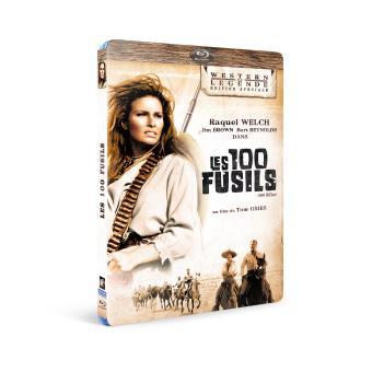 Les 100 fusils Blu-ray