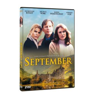 September DVD