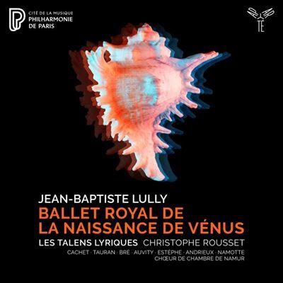 Nouveaux CD. Parutions récentes ou annoncées. - Page 7 Ballet-royal-de-la-Naiance-de-Venus