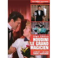 Houdini le grand magicien DVD