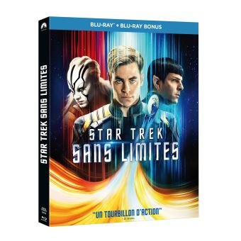 Star TrekStar Trek Sans limites Blu-ray