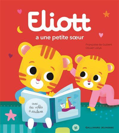 Eliott a une petite sœur