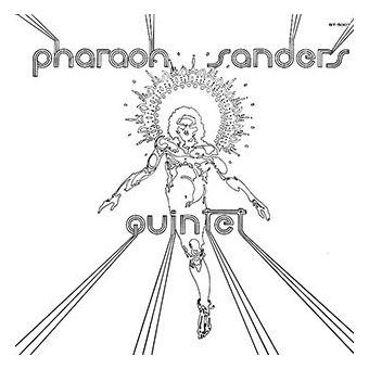 PHARAOH SANDERS QUINTET/LP
