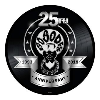 So So Def 25th Anniversary Picture Disc