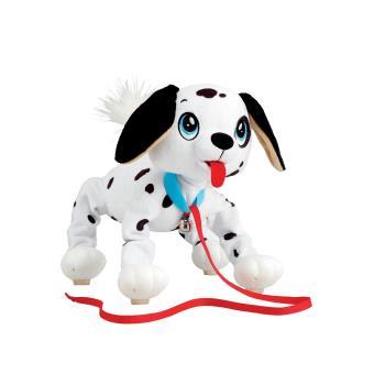 Peluche dalmatien Les Toufous Disney - Animal en peluche