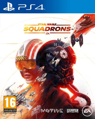 Star Wars : Squadrons PS4