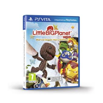 Little Big Planet Marvel Super Hero Edition PS Vita