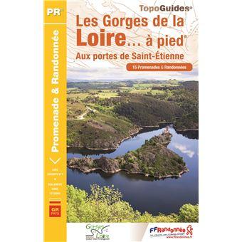 Le pays Gorges de la Loire à pied