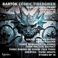 Bartók : Sonate pour deux pianos et percussion & autres œuvres pour piano